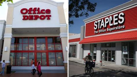 staples to acquire office depot for 6 3 billion