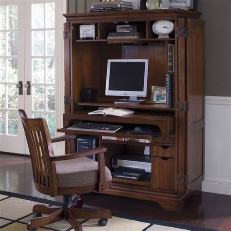 Laptop Desk Armoire by Computer Armoire A Useful Furniture For A Small