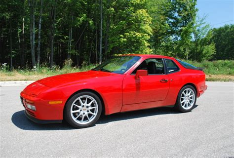 modified porsche 944 no reserve modified 1987 porsche 944 turbo bring a trailer