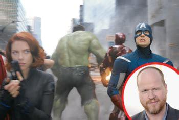 Avanger Besar sutradara joss whedon akan ada banyak kematian di 2 kabar berita artikel