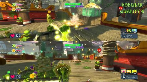 Garden Warfare Gameplay by Plantas Vs Zombis Garden Warfare Gameplay 1 En Espa 241 Ol