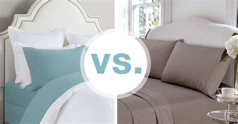 cotton vs microfiber sheets 100 cotton vs microfiber sheets bedding linenspa