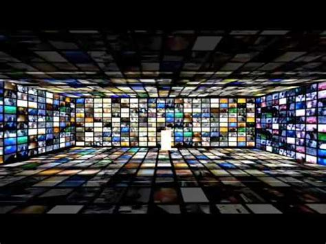 tutorial video wall after effects intersect video wall from chuck made in motion after