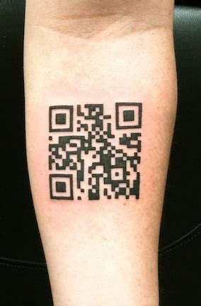 qr code tattoo 301 moved permanently