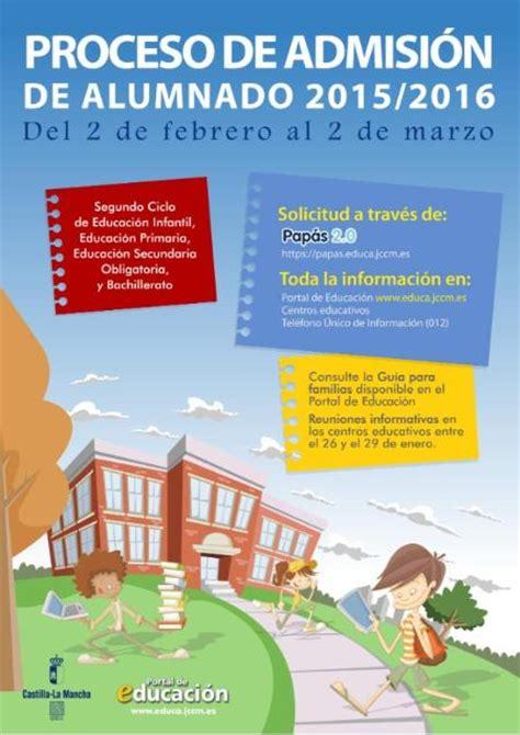 proceso admisin buap 2016 enero medicina convocatoria a m p a colegio san francisco coll albacete proceso de