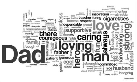 six words for father s day here are our favorite entries