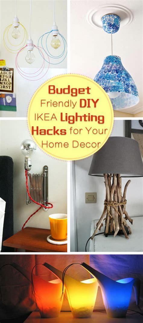 budget friendly diy ikea lighting hacks for your home decor