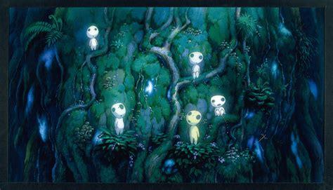anime film waldgeist princess mononoke 20th anniversary fathom events