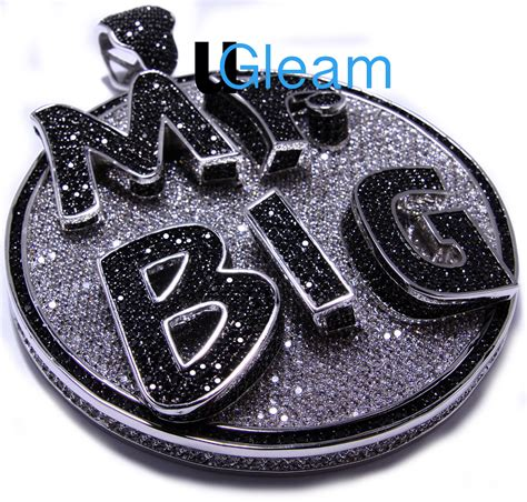 custom iced out pendants car interior design