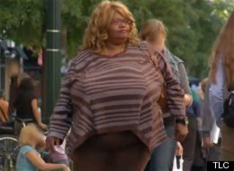 picture of the woman with the largest virgina world s largest breasts woman with 102zzz cup size on tlc