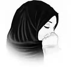 wallpaper animasi hijab happyhijabday hijab pinterest muslim islam and