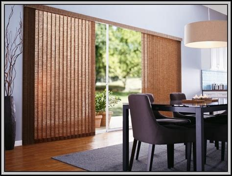 vertical blinds for patio doors patios home decorating