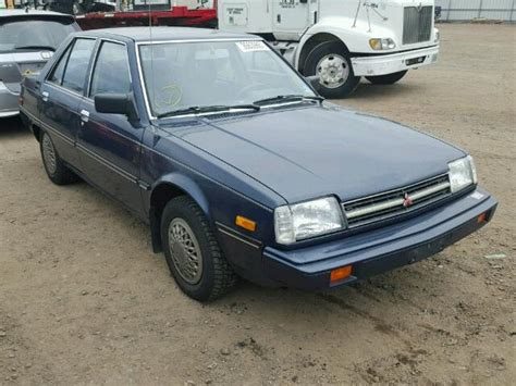 blue book used cars values 1985 mitsubishi tredia lane departure warning auto auction ended on vin ja3bf46d6hz025919 1987 mitsubishi all other in nj somerville