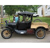 Model T  Lincoln Highway News