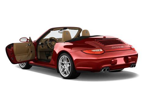 image 2009 porsche 911 2 door cabriolet 4s open