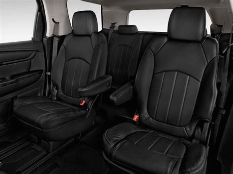 acadia bench seat image 2016 gmc acadia fwd 4 door slt w slt 1 rear seats