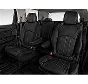 Image 2016 GMC Acadia FWD 4 Door SLT W/SLT 1 Rear Seats