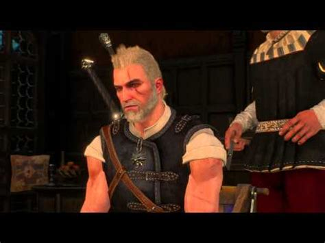 witcher 3 hairstyles and beard dlc witcher 3 new beards and hair dlc youtube