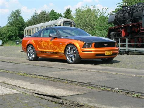 2007 ford mustang specs model6 2007 ford mustang specs photos modification info