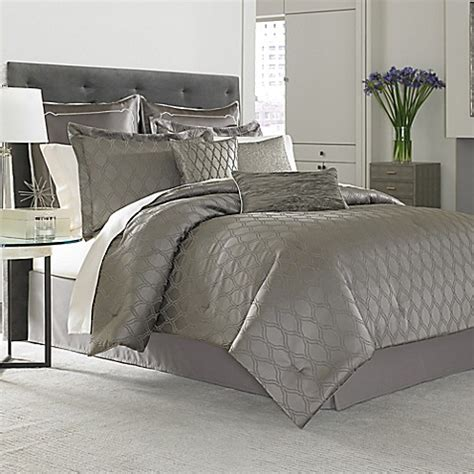 manor hill 174 riviera comforter set bed bath beyond