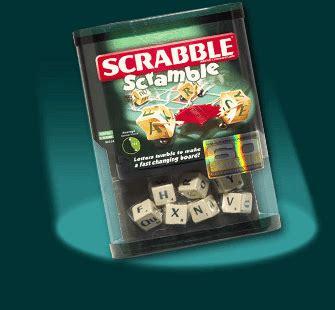 scrabble scramble to go scrabble scramble juguetes