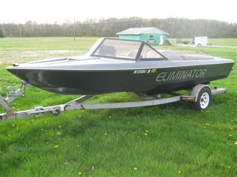 eliminator ski boat for sale ski eliminator ski eliminator 1986 for sale for 3 000