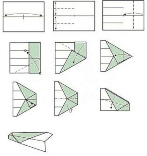 How Can I Make A Paper Airplane - how to make a paper airplane 11 ways how2db