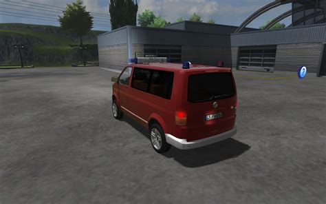 T5 Led Ls by Vw T5 Mcu 2 V 1 0 Farming Simulator 2013 Ls Mod