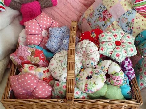 Handmade Pin Cushions - 17 best images about pin cushions on