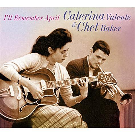 caterina valente and chet baker music caterina valente chet bakerのcaterina