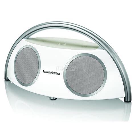 Speaker Harman wireless speaker harman kardon go play hkgoplaywrlwhteu