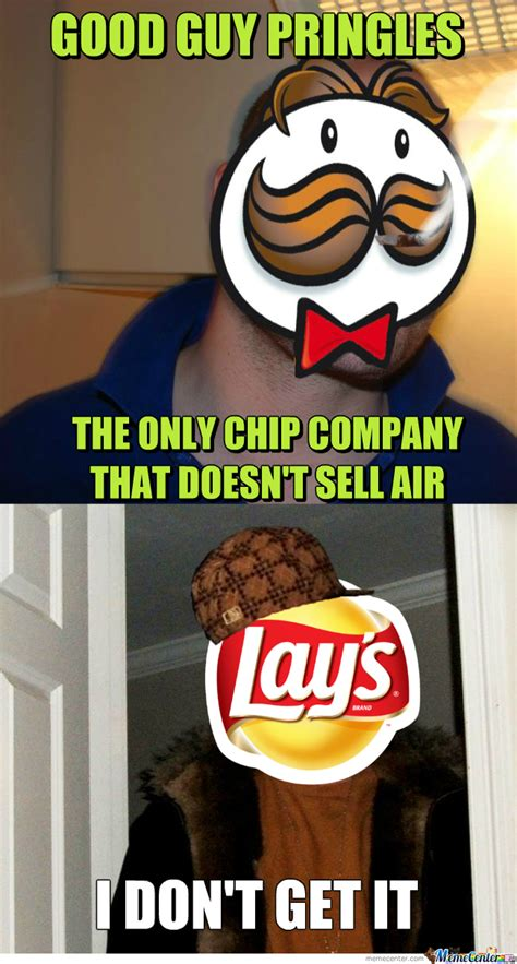 Pringles Meme - rmx good guy pringles by truestoryrage meme center
