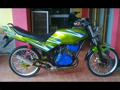 Kaos Racing Yamaha Rx King 135cc asossiation of rxz and rzr community part one