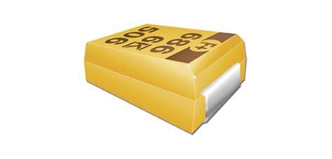 tantalum capacitor fail kemet kemet introduces true fail open tantalum capacitor
