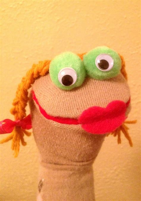 sock puppets with toddlers 17 best images about knutselen met sokken on