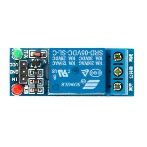 Arduino Relay Module 1 Channel For 37 In 1 Sensor Limited 1 arduino accessories tagged quot relay quot electronicgeek ca