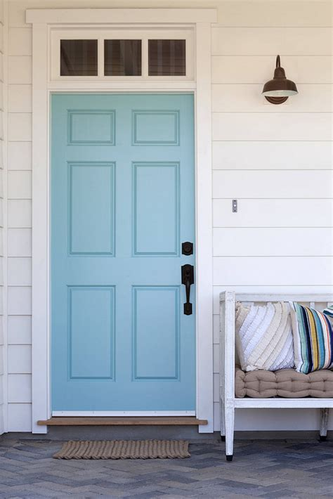 blue front door front door benjamin moore tranquil blue l beach home