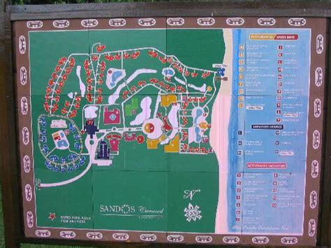 eco resort map resort map picture of sandos caracol eco resort playa