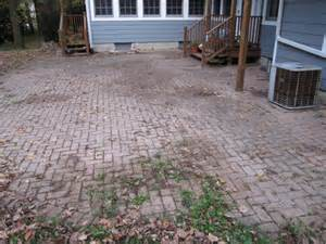 How To Clean Patio Pavers Brick Pavers Canton Plymouth Northville Novi Michigan Repair Cleaning Sealing