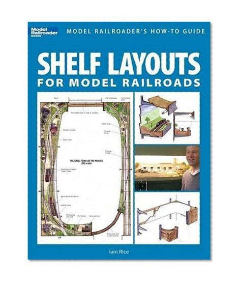 shelf layouts  model railroads  iain rice lay