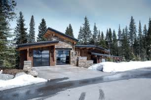 Colorado House Plans by Colorado Mountain Modern Style House
