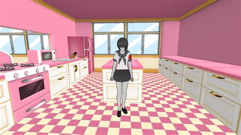 Basement Game Room - image cooking club fake npc png yandere simulator wiki fandom powered by wikia