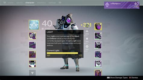 Destiny How To Reach Light 335 Usgamer