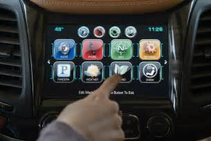 Connected Automotive Infotainment Five Things That Bring Future Auto Technology To Cars Today