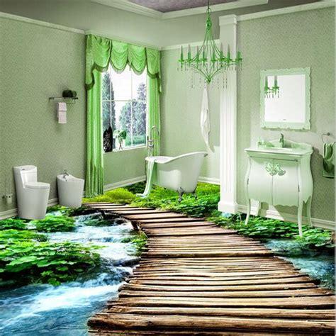 pvc boden für bad dekor boden badezimmer