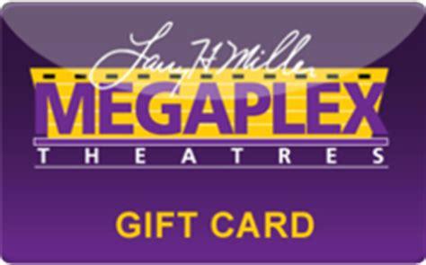 Megaplex Gift Card - buy megaplex theatres gift cards raise