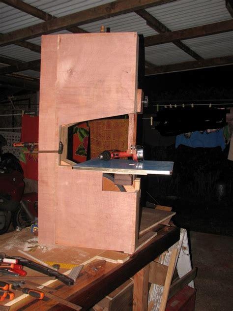 Plan De Maison En U 4012 by Fabrication D Une Scie 224 Ruban En Bois Page 2