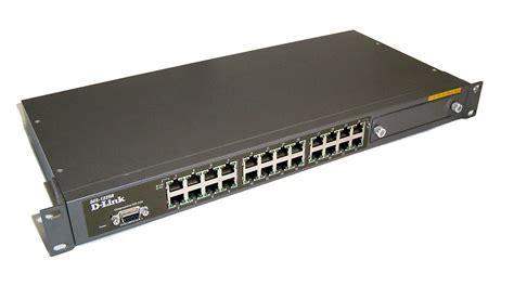 Ethernet Switch 24 Port d link des 1226r ver a1 24 port 10 100 1000 fast ethernet switch ebay