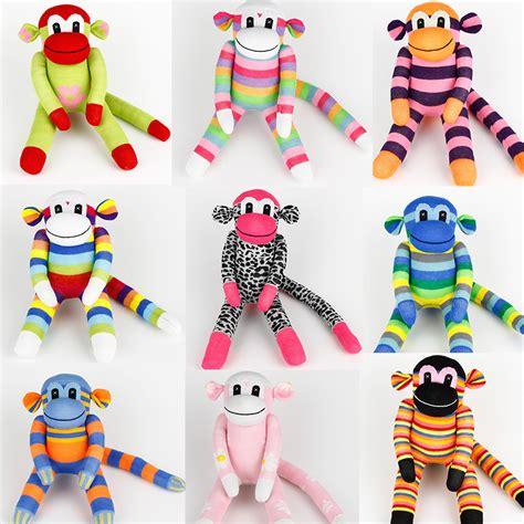 Handmade Sock Monkeys For Sale - aliexpress buy handmade diy stuffed sock