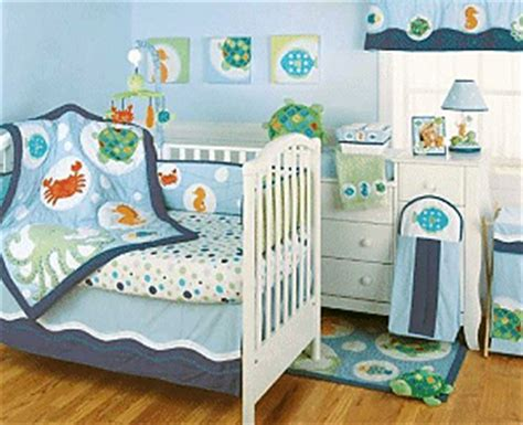 Underwater Crib Bedding by Farry Tales October 2010